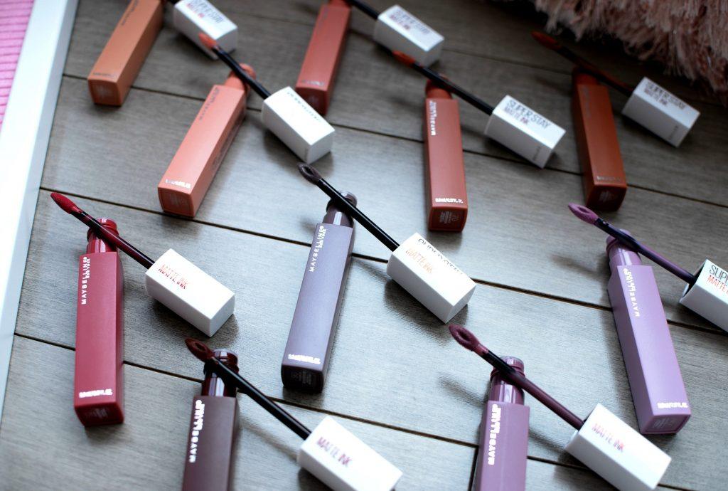 Maybelline SuperStay Matte Ink Liquid Lipstick Un-Nude Collection, Maybelline SuperStay Matte Ink Liquid Lipstick, maybelline lipsticks, maybelline liquid lipsticks, beauty blogger