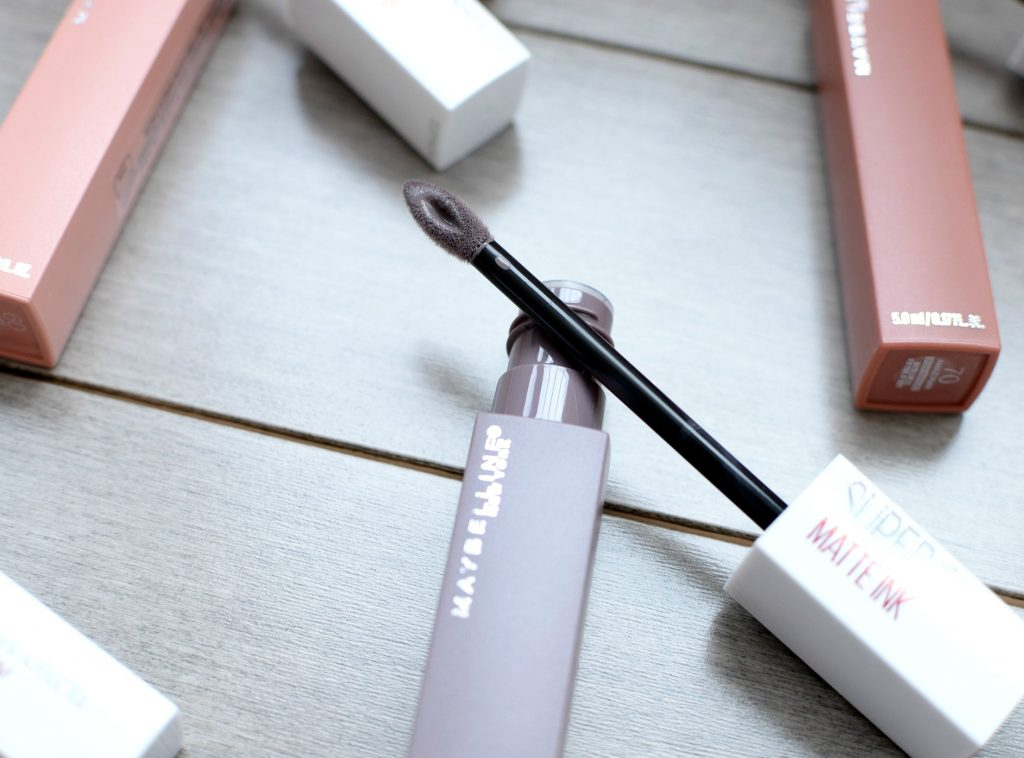 Maybelline SuperStay Matte Ink Liquid Lipstick Un-Nude Collection, Maybelline SuperStay Matte Ink Liquid Lipstick, maybelline lipsticks, maybelline liquid lipsticks, beauty blogger
