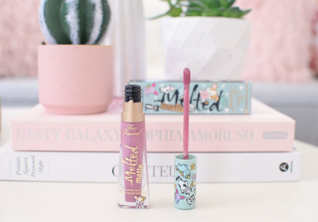 Too Faced Melted Clover