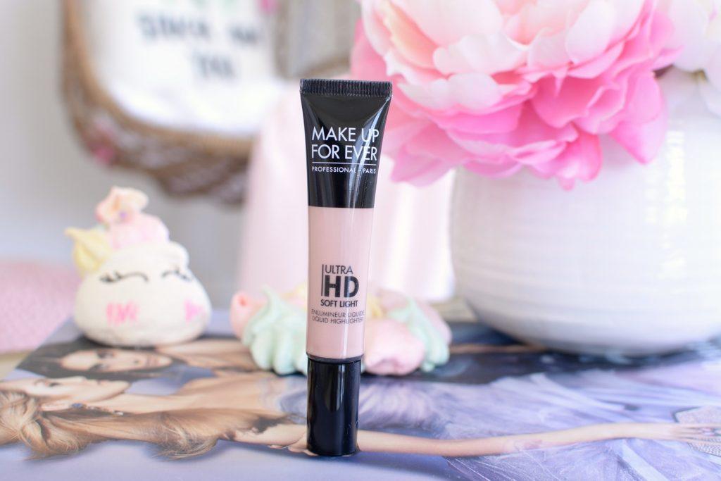 Make Up For Ever Ultra HD Soft Light Liquid Highlighter