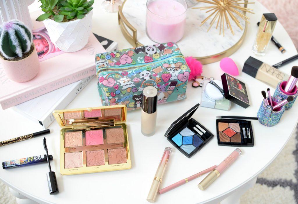 Travel Makeup Bag