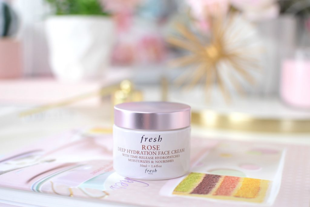 Fresh Rose Deep Hydrating Face Cream