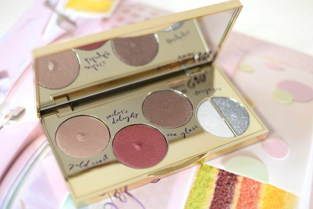 tarte Rainforest of the Sea Foil Finger Paints Shadow Palette