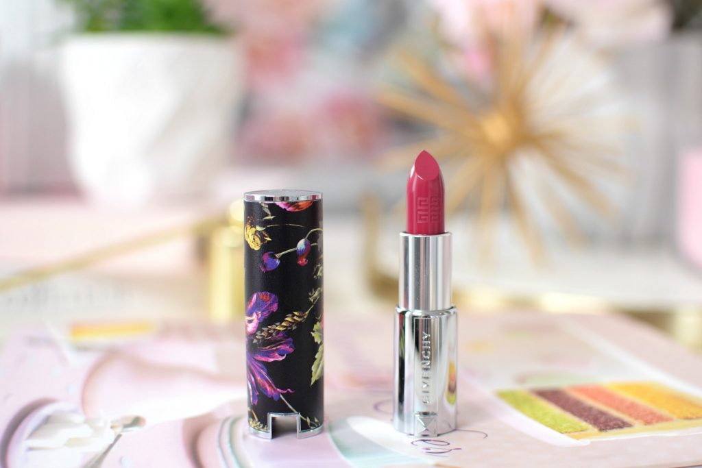 Givenchy Couture Edition Le Rouge Lipstick in Framboise