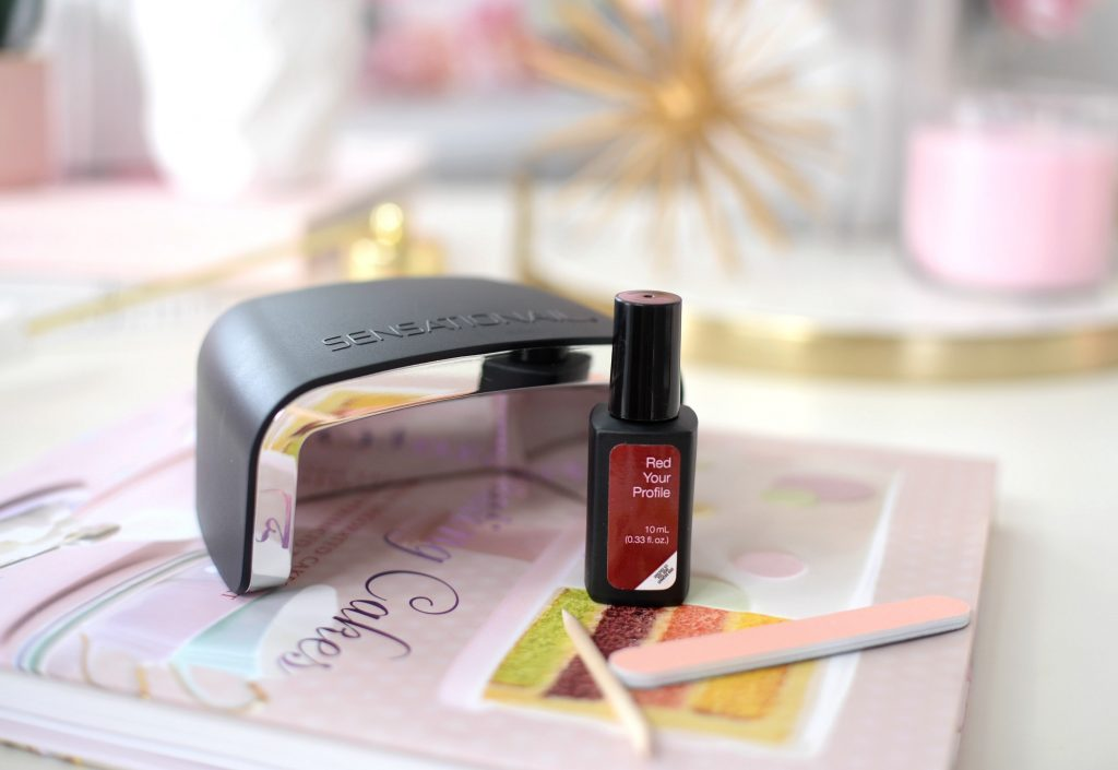 SensatioNail Express Gel Complete Manicure Kit