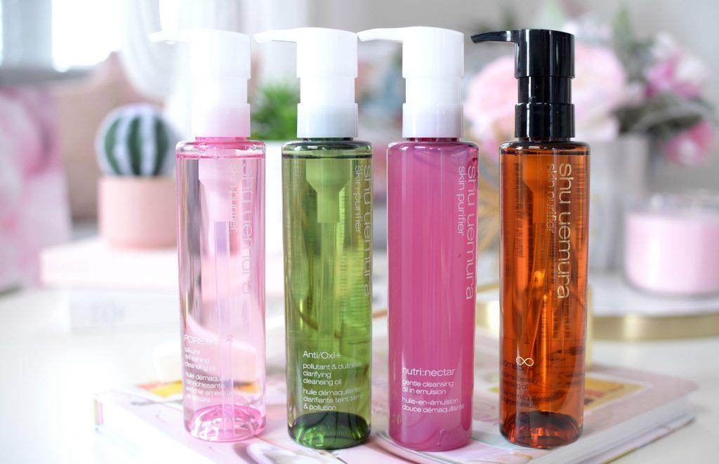Shu Uemura Cleansing Oils