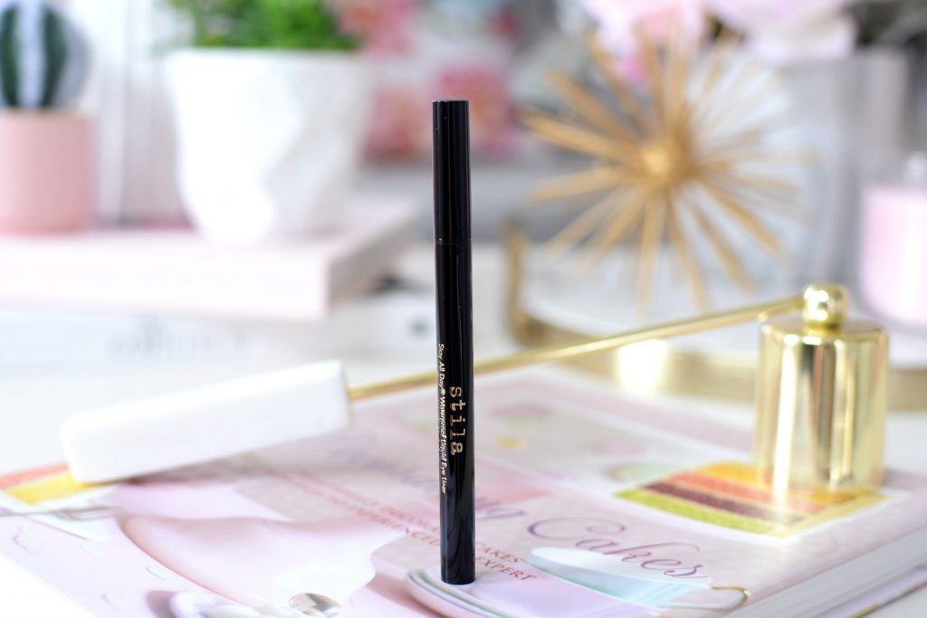 Stila's Stay All Day Waterproof Liquid Eye Liners
