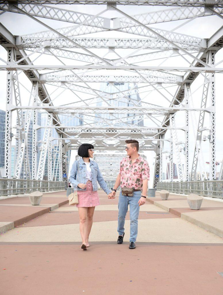 John Seigenthaler Bridge