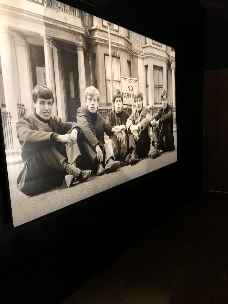 Rolling Stones Exhibit