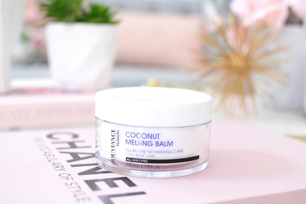 Jouviance Hydractive Coconut Melting Balm All-In-One Nourishing Care