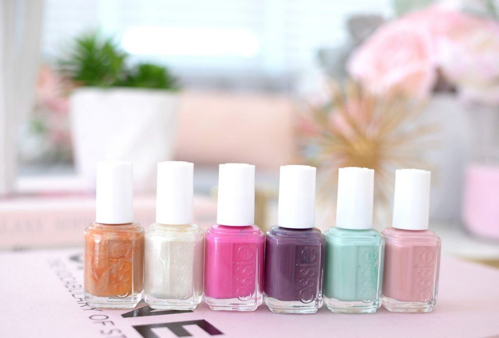 Essie Summer 2018 Collection