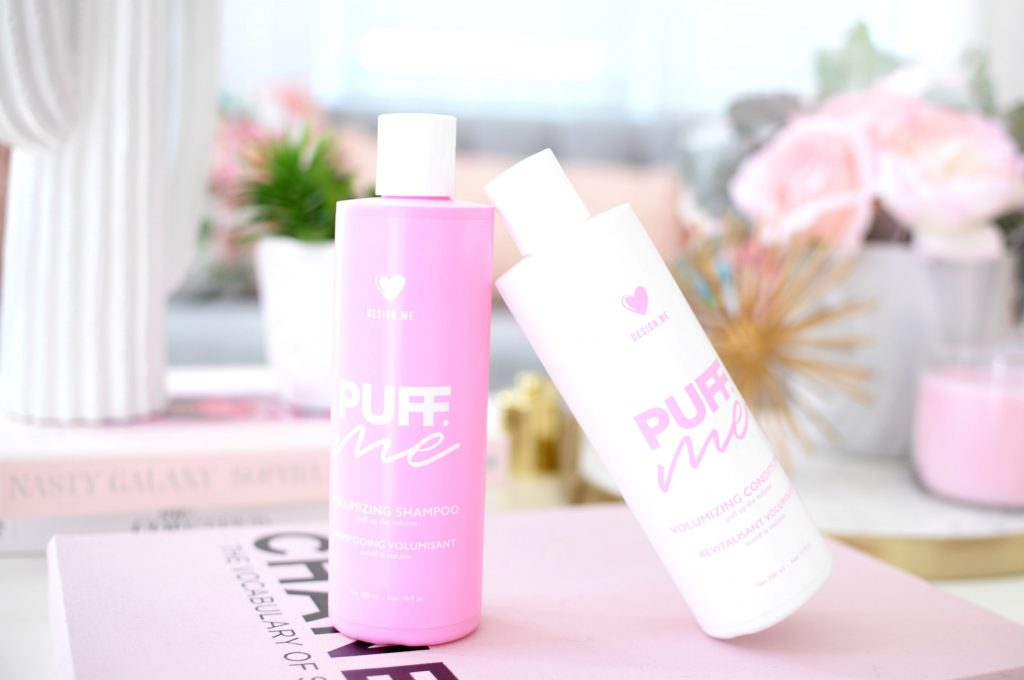 Puff.ME Shampoo and Conditioner