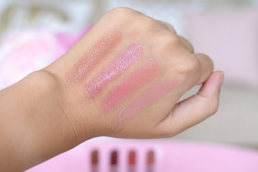 L'Oreal Colour Riche Shine Lipstick