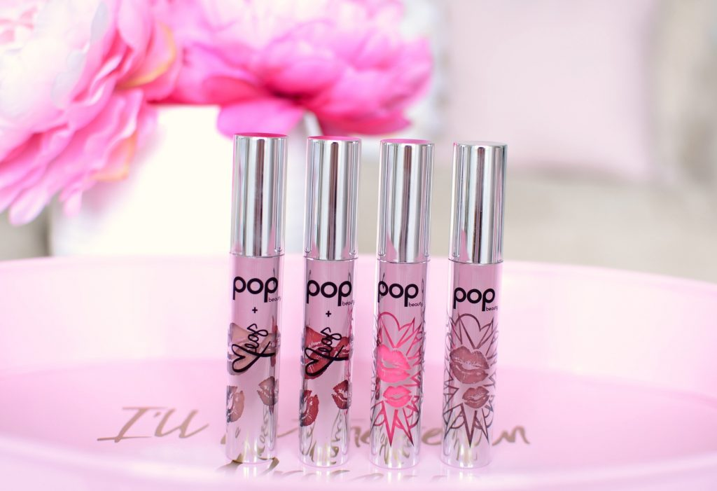 Pop Beauty Permanent Pout Matte Lip Paint