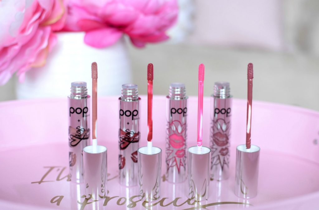 Pop Beauty Permanent Pout Matte Lip Paint