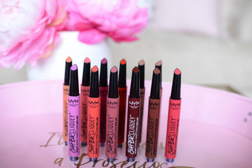 NYX Super Cliquey Matte Lipstick