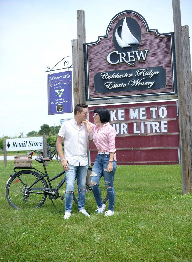 Crew winery