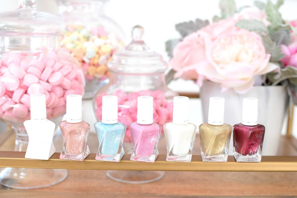Essie Gel Couture Wedding Collection