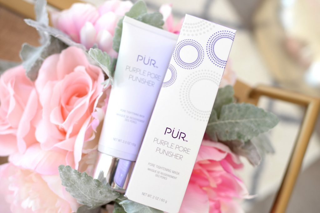 PÜR Purple Pore Punisher Pore-Tightening Mask