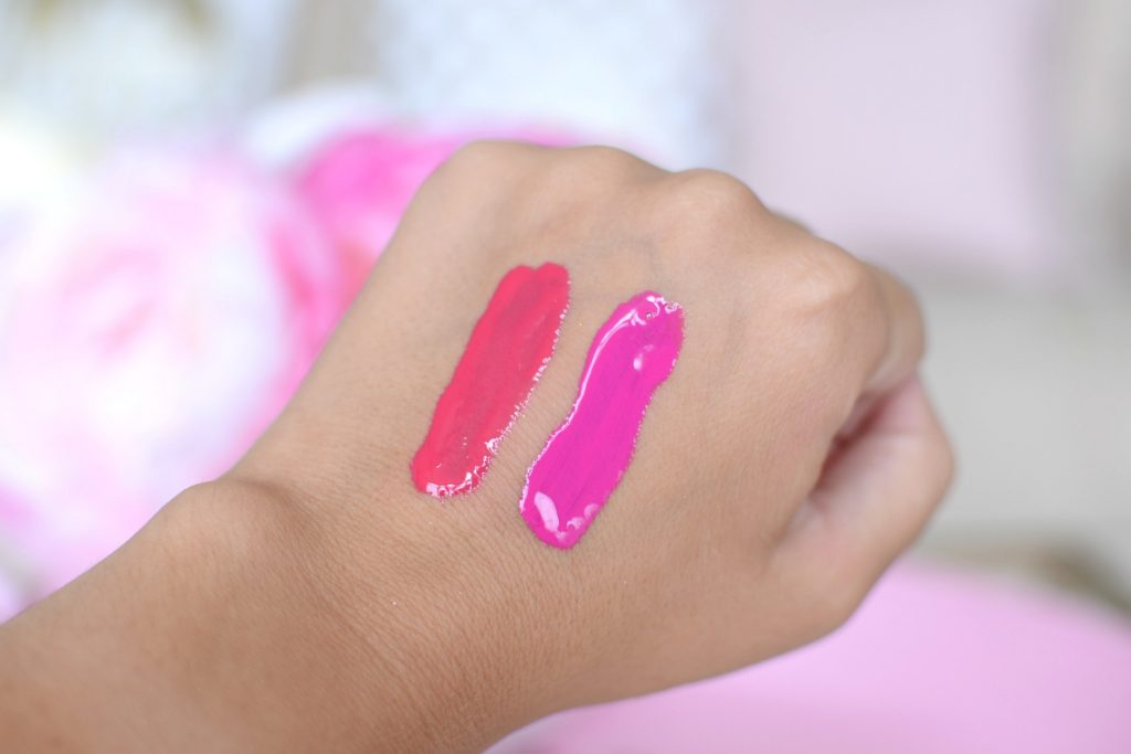 Joe Fresh Lip Lacquers