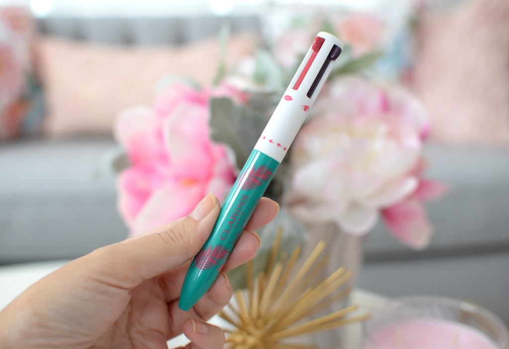 Clarins 4-Colour All-in-One Pens