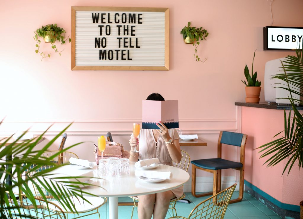 Motel Hamilton, Most Instagram Worthy Places in Hamilton, Ontario