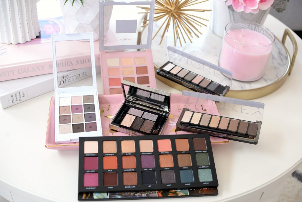 Best Eyeshadow Palettes for Summer