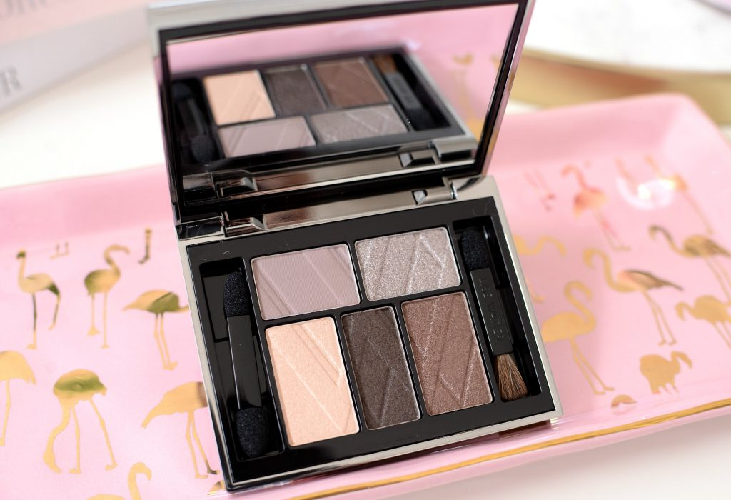 Lise Watier Dress Code 5-Colour Eyeshadow Palette