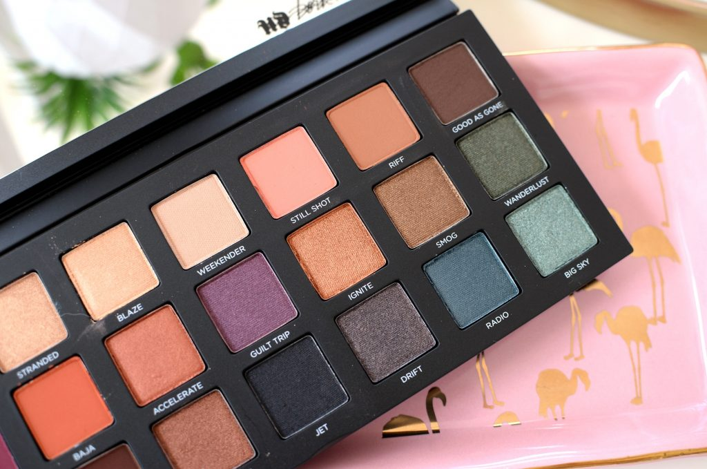 Urban Decay Born To Run Eyeshadow Palette