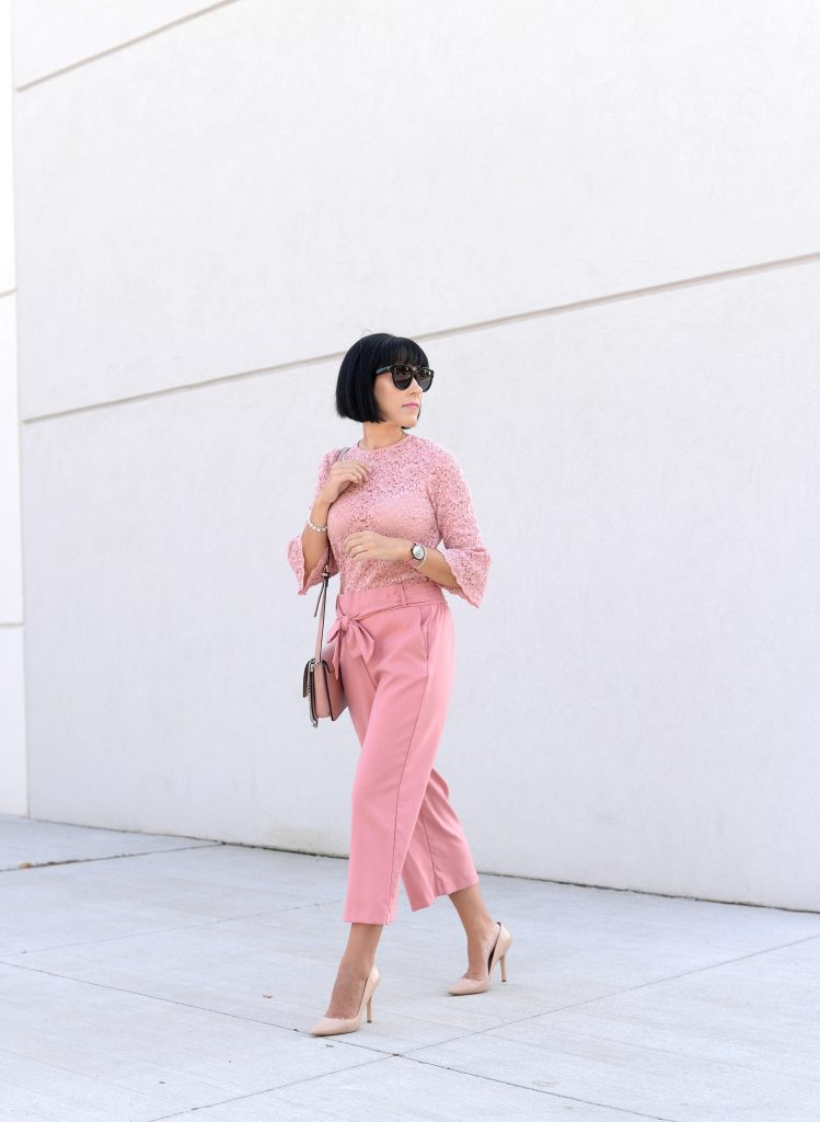 Culotte Pants Are What Your Wardrobe Is Starving For This Summer