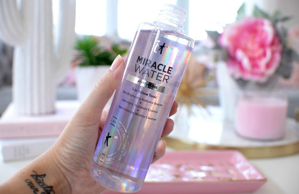 It Cosmetics Miracle Water Anti-Aging 3-in-1 Glow Tonic