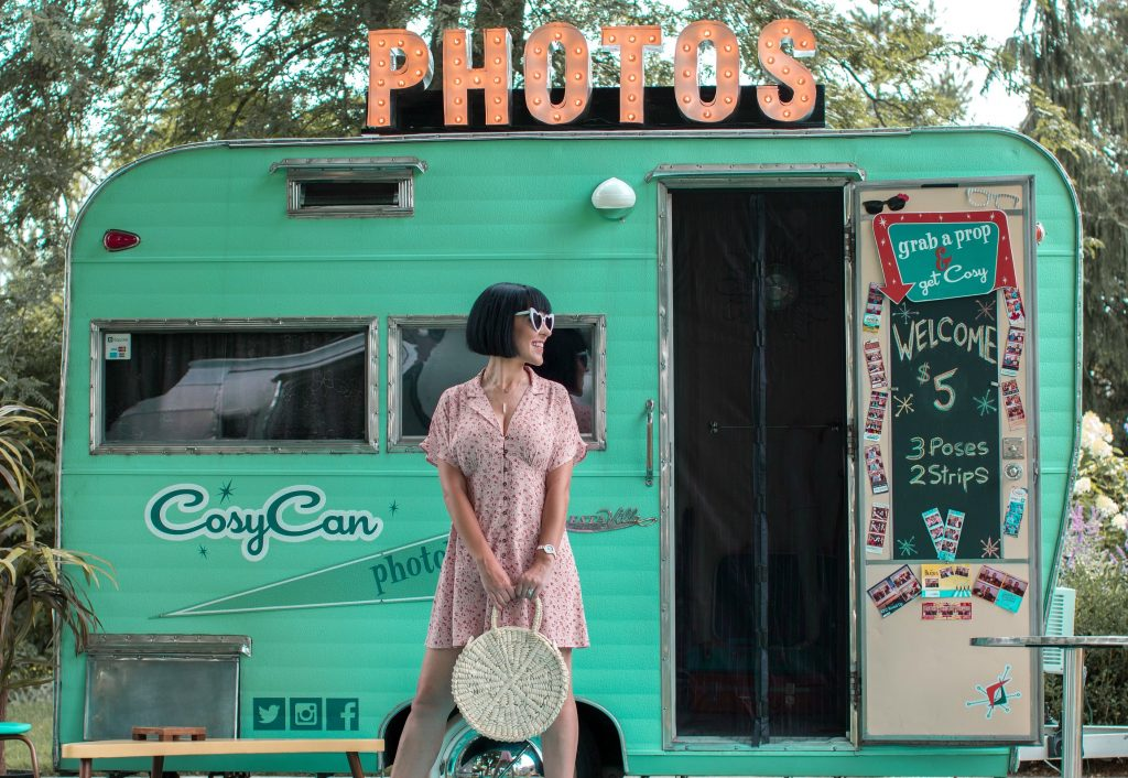 retro campers, CosyCan Vintage Trailer Rentals, photobooth, london ontario, vintage campers