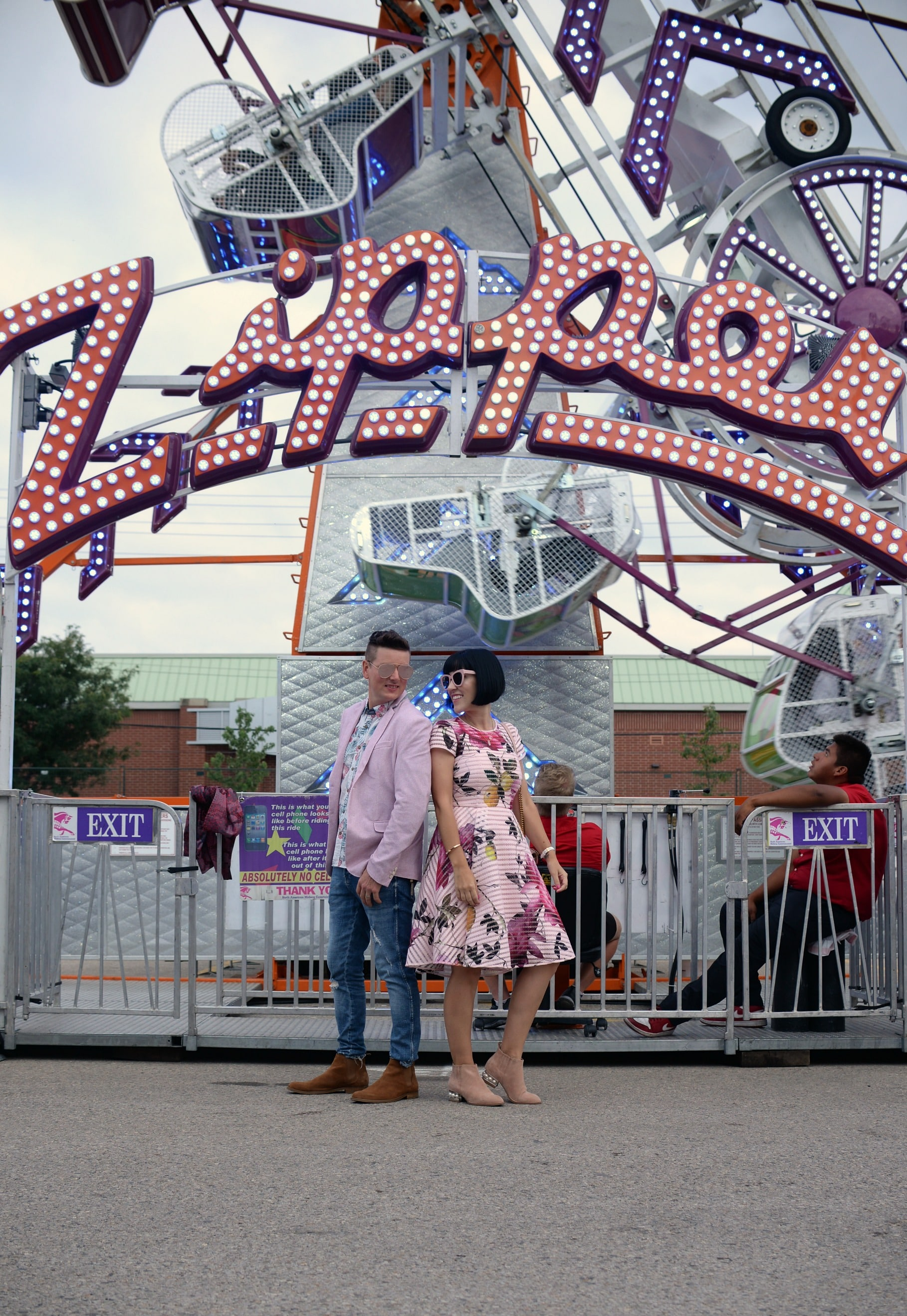 London Western Fair, London Ontario, Fair Ontario (7) | The Pink