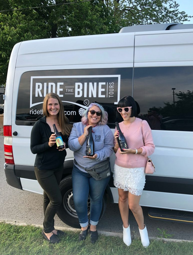 Ride The Bine Coffee & Kombucha Tour