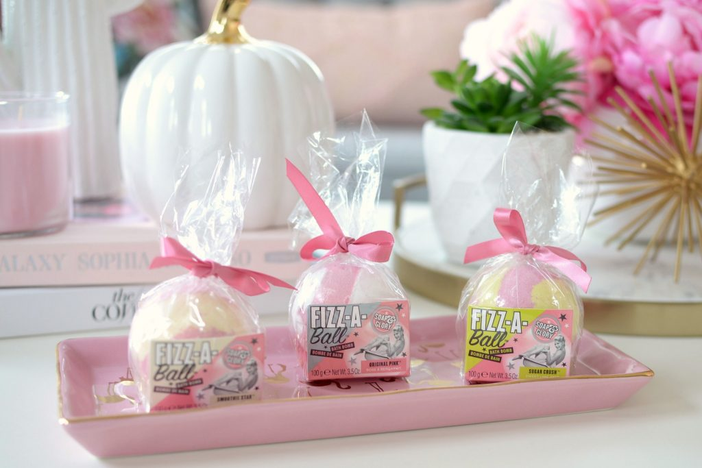 Soap & Glory Fizz A Ball Bath Bombs