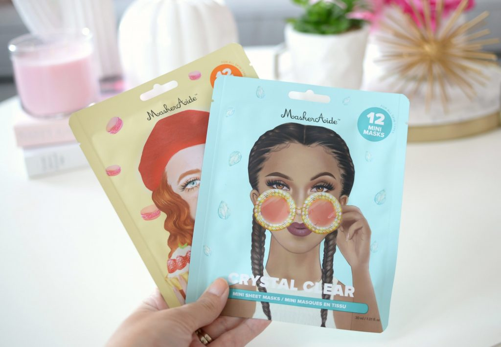 MaskerAide Mini Sheet Masks