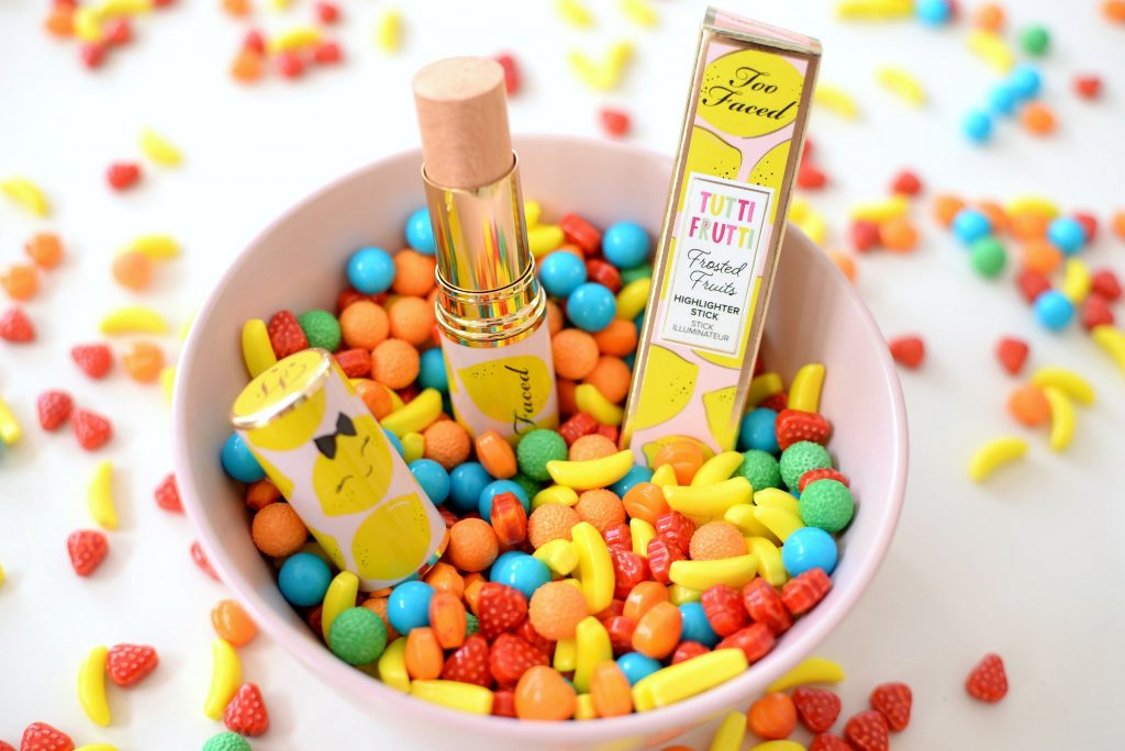Too Faced Frosted Fruits Highlighter Sticks