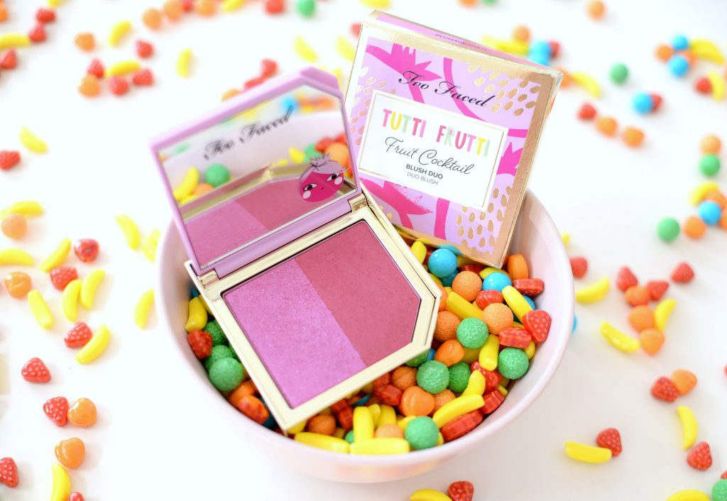 Too Faced Fruit Cocktail Strobing Blush Duo