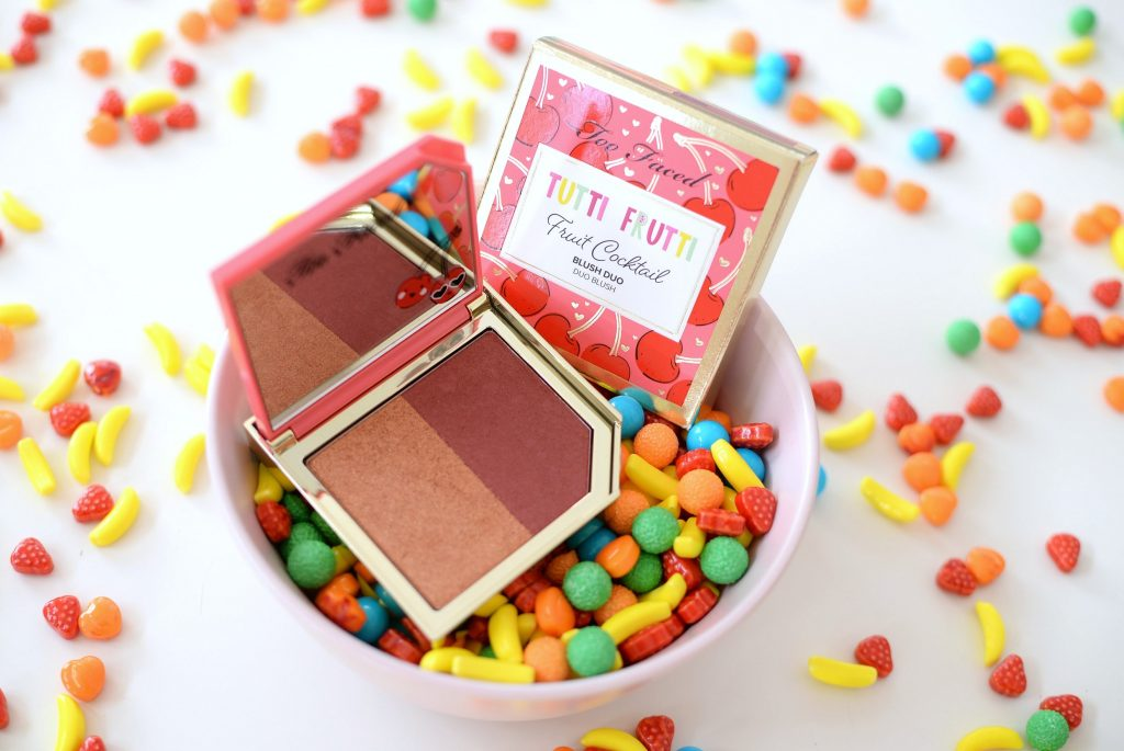 Too Faced Fruit Cocktail Strobing Blush Duo in shades