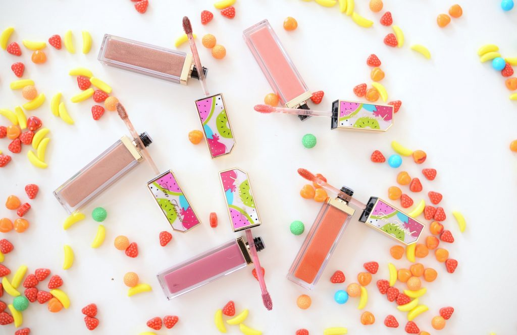 Too Faced Juicy Fruits Comfort Lip Glazes
