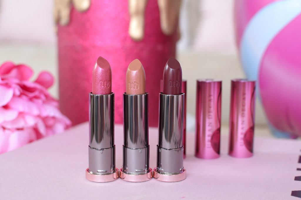 Urban Decay Naked Cherry Vice Lipstick