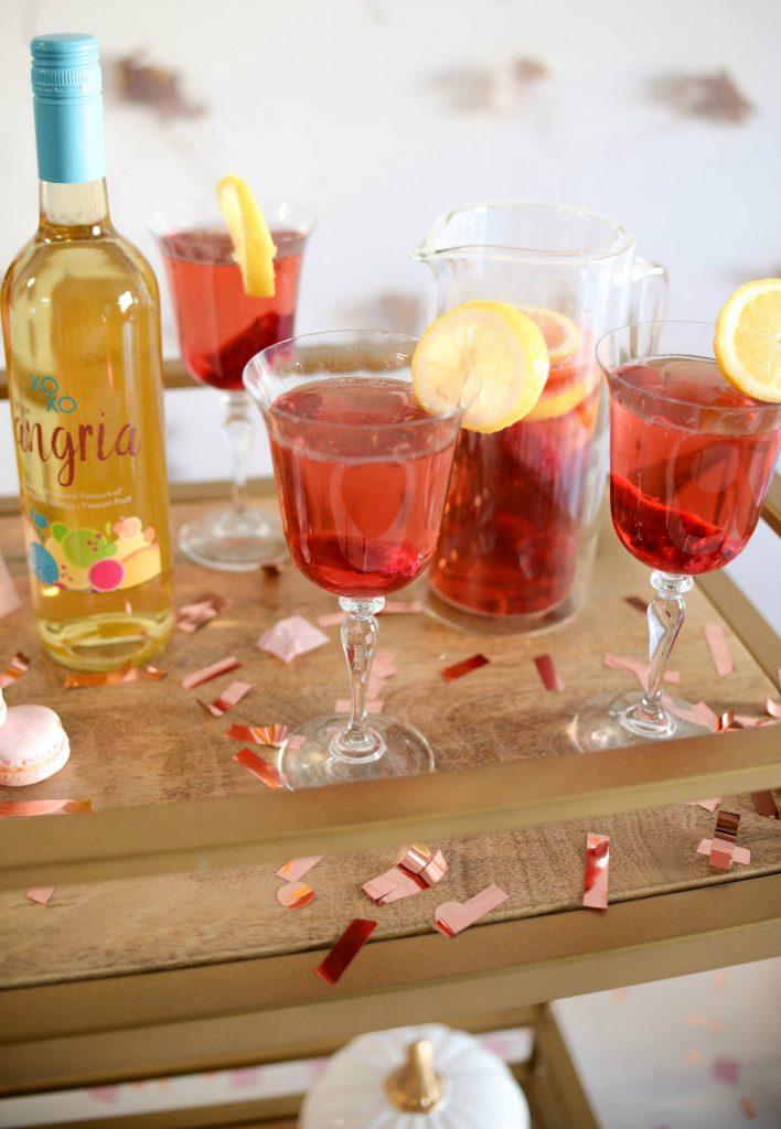 XOXO Pinot Grigio Sangria
