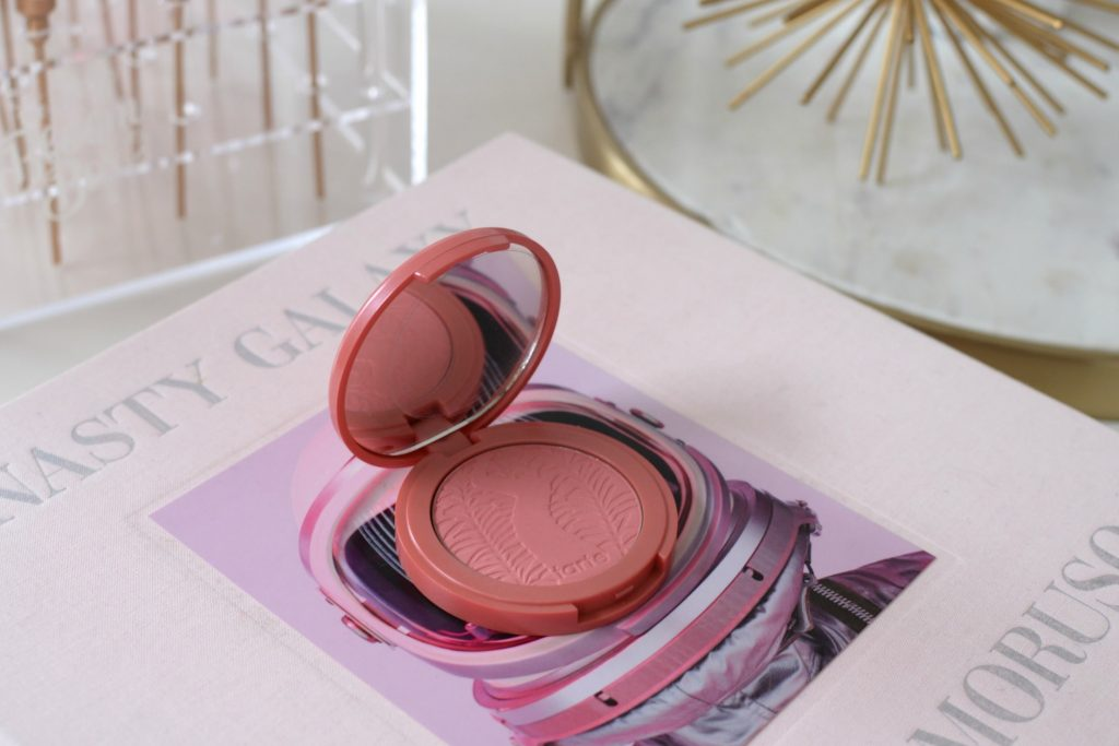 Tarte Amazonian Clay 12-Hour Blush in Blissful