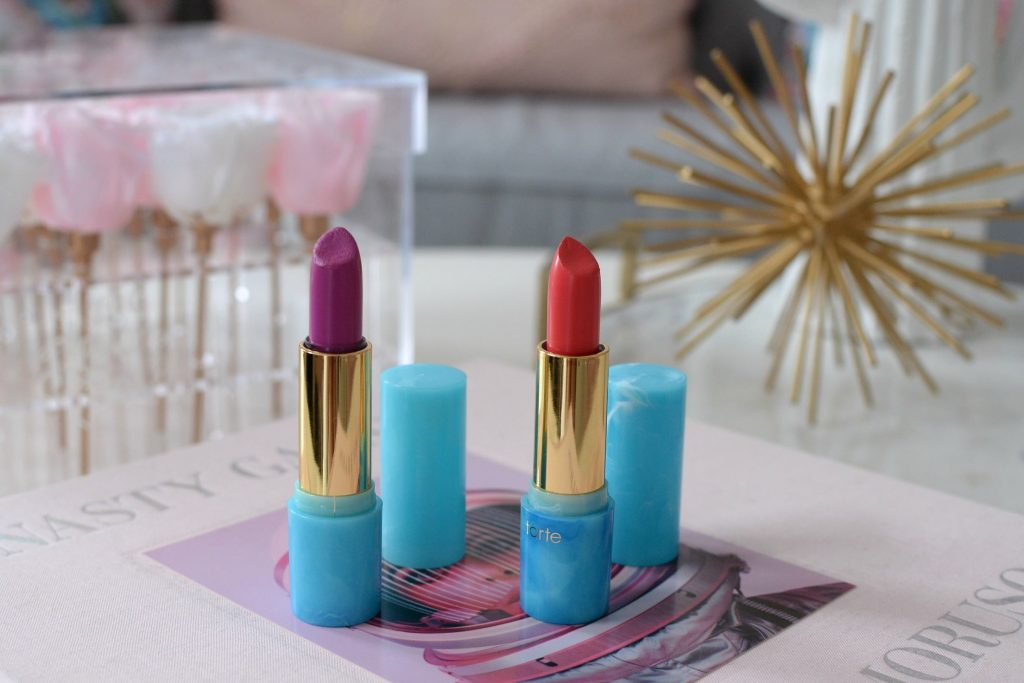 Tarte Rainforest of the Sea Color Splash lipstick