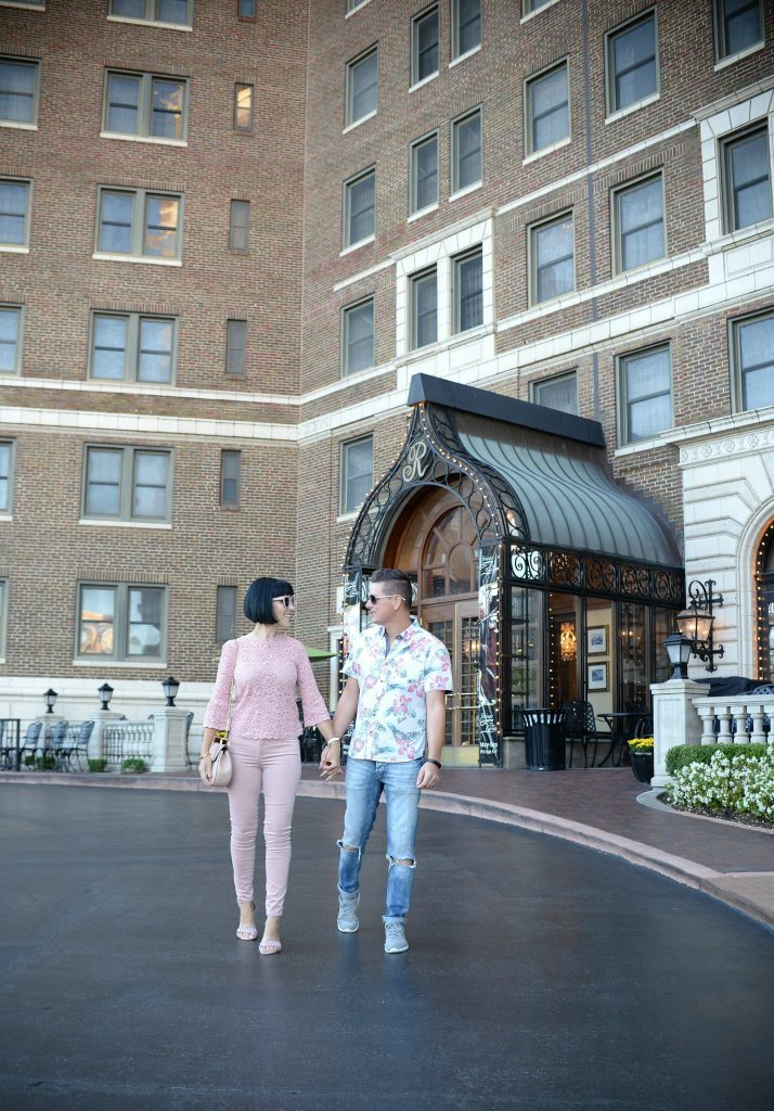 Historical Stay at The Raphael Hotel