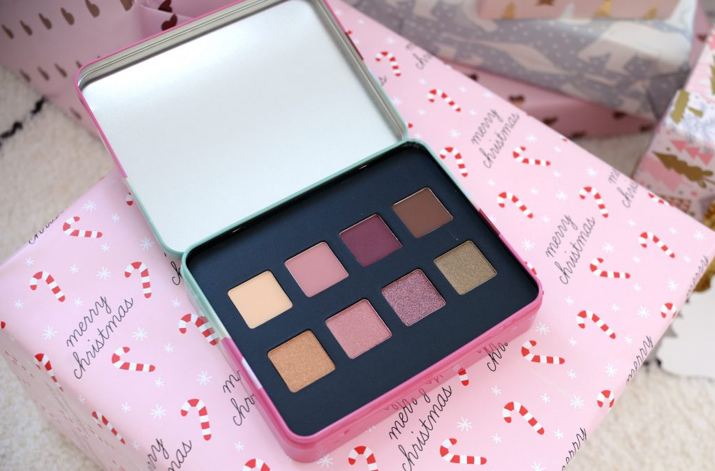 NYX Sugar Trip Holiday Collection Whipped Wonderland Shadow Set
