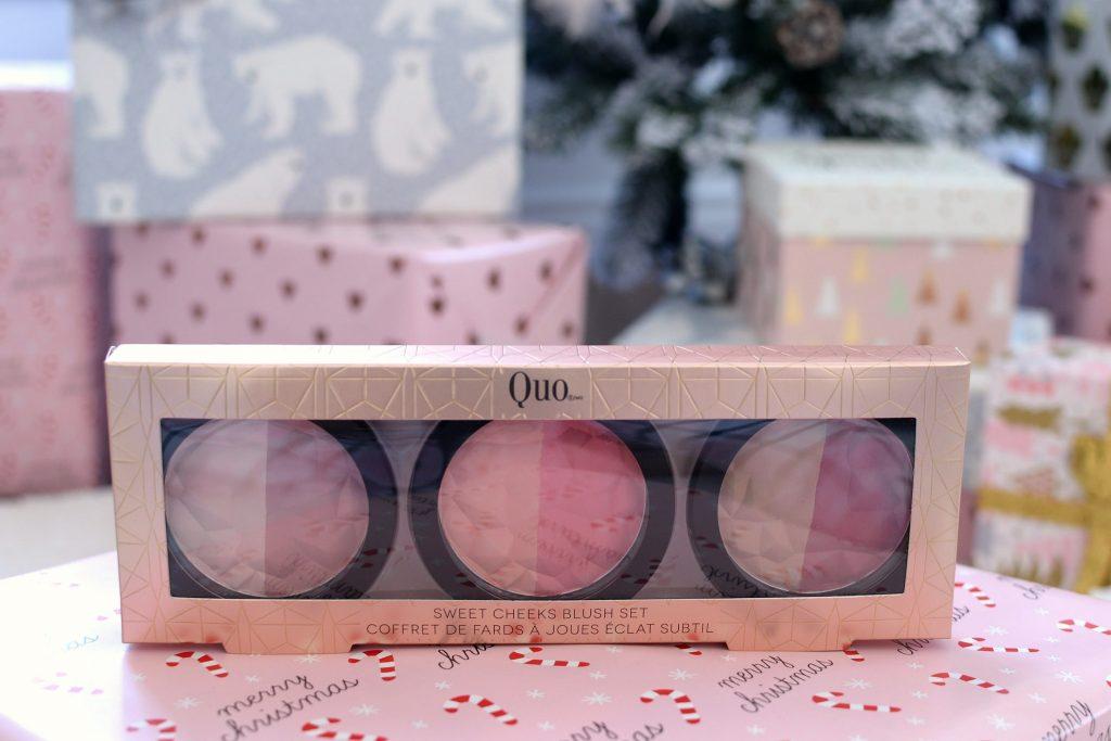 Quo Sweet Blush Cheek Set