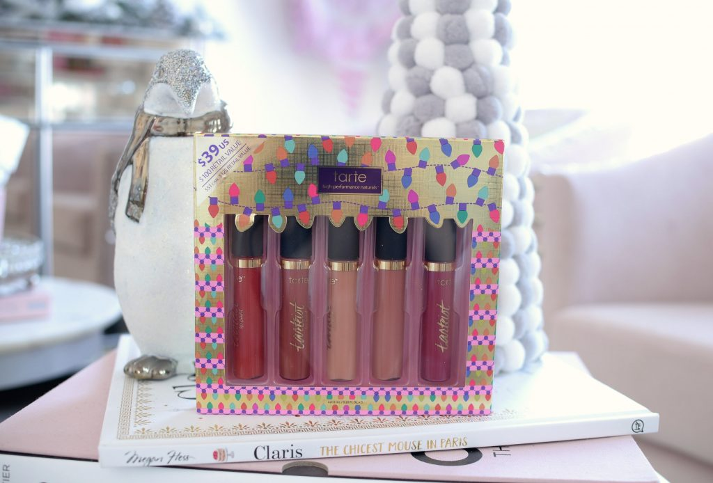 tarte Lasting Lippies Lip Set