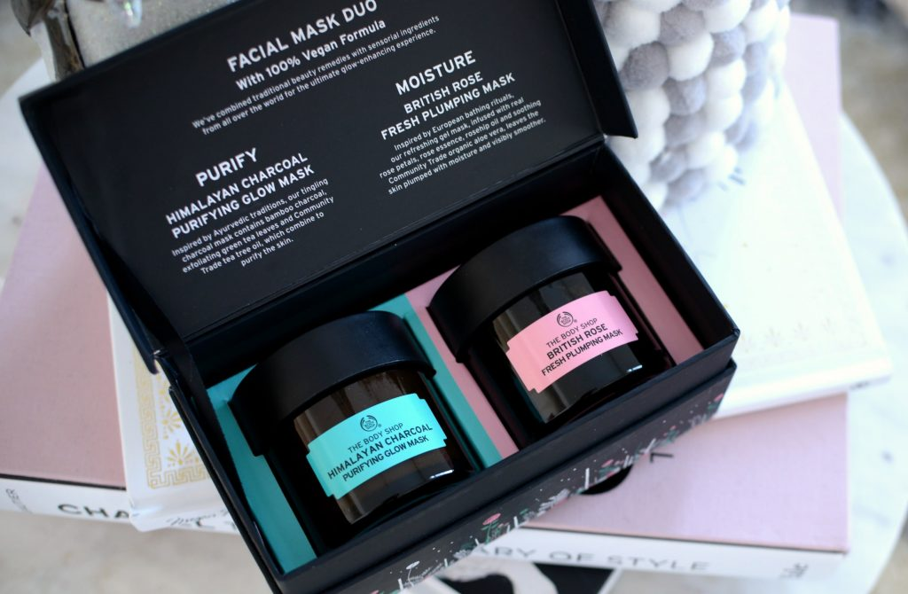 The Body Shop Facial Mask Duo Gift Set