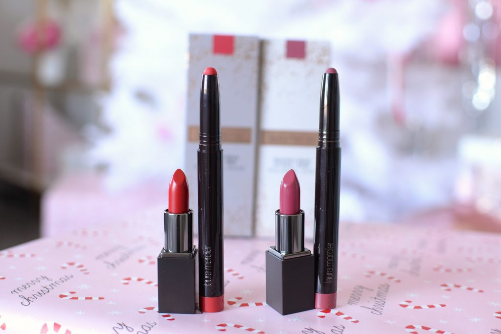 Laura Mercier Velour a Deux Lip Duo